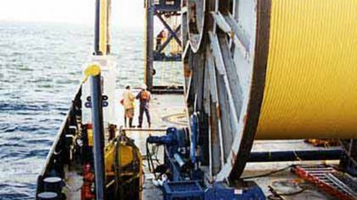 offshore wind turbine cable installation training