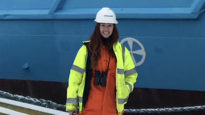 women in offshore